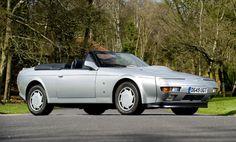 Aston Martin V8 Zagato Volante Vantage