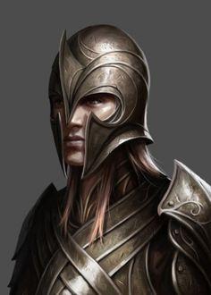 Elven armor, as seen in The Hobbit.