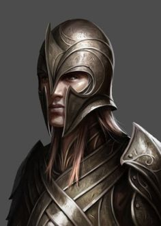 Elven armor, as seen in The Hobbit.