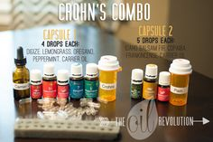 Crohns Disease  - This is the natural solution that some people have found relief with. Not an overnite solution....