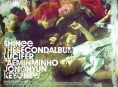SHINee Lucifer the 2nd Album