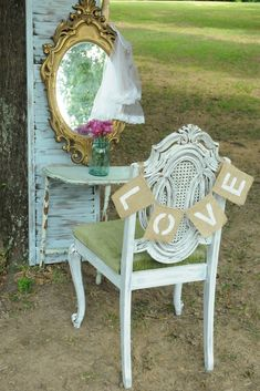 The French Flea: Photo Shoot of my Rustic Vintage Wedding Decor for ...