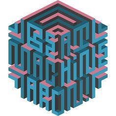 Beat Machine Aron by Maxim Tictac, via Behance