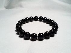 """Ezikiel"" Black Onyx Bracelet"