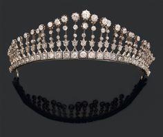 Diamond Tiara - Tajan
