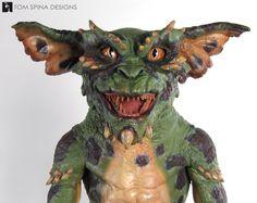 Gremlins 2 Hand Puppet Movie Prop Restoration - Tom Spina Designs » Tom Spina Designs
