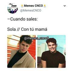 Ahuevo #CNCOwner Mama Memes, Memes Cnco, Funny Memes, Boy Bands, Fandoms, My Love, Life, Music, Amor