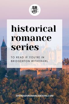 Check out these historical romance series worth reading if you're going through Bridgerton withdrawal. Best Books To Read, Good Books, Historical Romance Authors, Good Romance Books, Book Boyfriends, Book Recommendations, Book Lists, Reading, Blog
