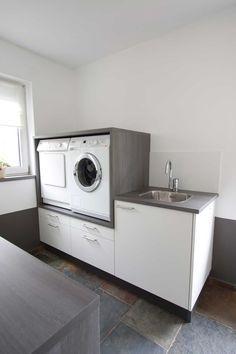 19 Most Beautiful Vintage Laundry Room Decor Ideas (eye-catching looks) Home, Vintage Laundry Room, Laundry Room, Interior, New Homes, House, Laundry In Bathroom, Room Interior, Home Deco