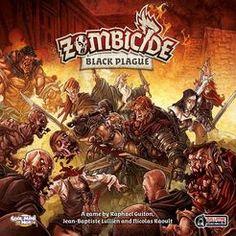 Zombicide: Black Plague | Board Game | BoardGameGeek