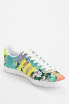 adidas Originals Gazelle Floral Farm Sneaker