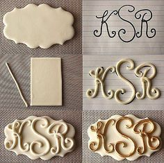 Interesting and informative cake decorating techniques...
