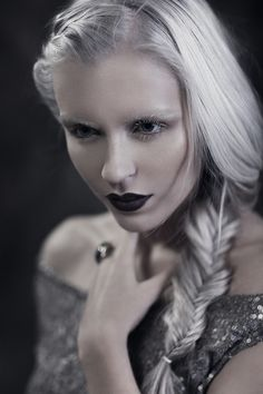 Valkyrie for See7 Magazine  Photography - Samantha Nandez Make-up - Kaia Bellanca