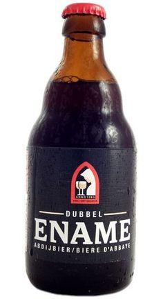 Ename Dubbel: Dubbel Style Beer from Belgium