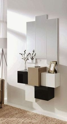 Console Table Living Room, Console Tables, Home Furniture, Furniture Design, Dressing Table Design, Luxury Interior, Interior Design Inspiration, Entryway Decor, Home Accessories