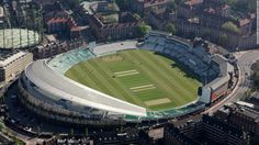 A metal tipped arrow was fired onto the field of play during a professional English cricket game in London, British police said Thursday. 2007 World Cup, London Plays, Cricket Games, Who Will Win, Cricket Match, Home Inc, South London, Surrey, London England
