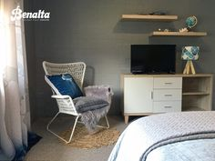 'Benalta' Villa is boutique accommodation by stylist Tim Neve in the popular beachside destination of Forster, NSW.