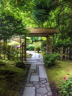 Portland Japanese Gardens – I LOVE the Japanese garden gates - garden paths Portland Japanese Garden, Japanese Garden Design, Japanese Gardens, Zen Gardens, Garden Modern, Japanese Plants, Japanese Style House, Courtyard Gardens, Chinese Garden