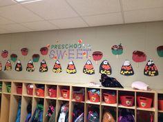 Preschool is sweet