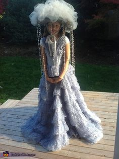 DIY Halloween Costume Ideas for Girls - Fabulous Rain Cloud Costume