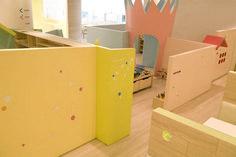 Delightful Modern Kids Cafe Interior Idea 64