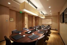 Conference Room - Pendant Lighting