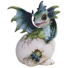 Sea Dragon, Green Dragon, Dragon Art, Dragon Figurines, Dragon Statue, Dragon Pictures, Medieval Fantasy, Decoration, Sculptures