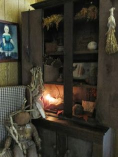 Green Creek Primitives: AUTUMN DRESSINGS and FALL UPDATE SUNDAY