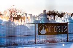 Edmonton Ice Castle Ice Castles, Stay In Bed, Mount Rushmore, This Is Us, Explore, Exploring