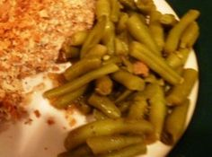 Easy Canned Green Beans Recipe