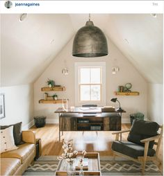 Perfect office from HGTV Fixer Upper
