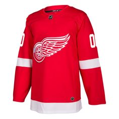 d27a63979e8 adidas Men s Detroit Red Wings Authentic Pro Jersey Men - Sports Fan Shop  By Lids - Macy s. The Country Store · Authentic NHL Jerseys