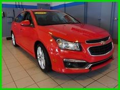 2015 Chevrolet Cruze LTZ - item condition used 2015 chevrolet cruze ltz price us…