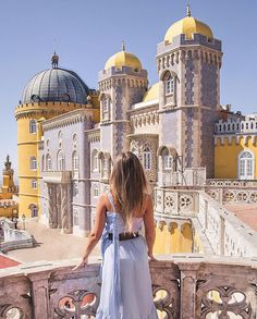 wanderlust europe 16 Bucket List Things To Do In Portugal For The Most Epic Trip Ever - Narcity Best Places In Portugal, Visit Portugal, Spain And Portugal, Portugal Vacation, Portugal Travel Guide, Portugal Trip, Porto Portugal, Magic Places, Pink Street