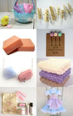 Easter Parade by Kristy on Etsy--Pinned with TreasuryPin.com