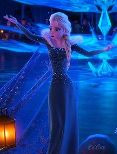 Elsa - Olaf's Frozen Adventure (167)
