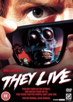 They Live Movie Poster..........