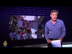 Al Jazeera: The Listening Post: The information war over Gaza