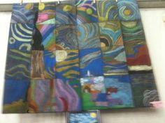Best of the Fair: Famous Artist Group Art » K - 6 Art K – 6 Art