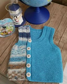 Pebble (Henry's Manly Cobblest - Babykleidung Knitting For Kids, Knitting For Beginners, Baby Knitting, Knitting Designs, Knitting Patterns, Toddler Sweater, Knitted Baby Clothes, Knitted Afghans, Kids Patterns