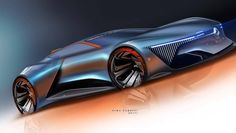 CAR DESIGN CORE - Here and Now!: @farzinnimaa