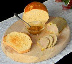 Tokaji aszúban párolt libamájpástétom, pirított kalácson, dijoni mustáros fügelekvárral Hungarian Cuisine, Viera, Dairy, Bread, Cheese, Dishes, Cooking, Nap, Food