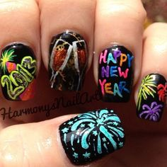 38 Best New Years Nails Images New Year S Nails New Years Nail