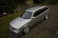Mercedes Benz W202 Wagon on Carlsson 3/6 04