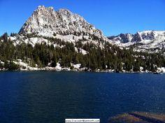 Crystal Lake Hike   Mammoth Lakes Basin, California