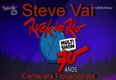 Music videos: Steve Vai & Camerata Florianopolis - Rock in Rio (...