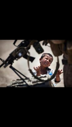 child of the occupation