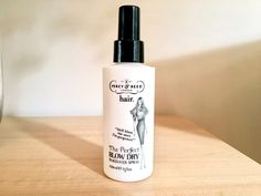 Forever Repurchase: Percy & Reed The Perfect Blowdry Makeover Spray Blow Dry, Surrey, Bottle, Life, Flask