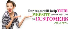 Market Yourself will help your website convert visitors to customers.