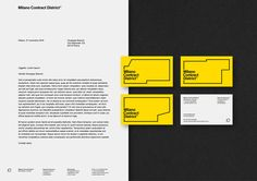 Milano Contract District on Behance